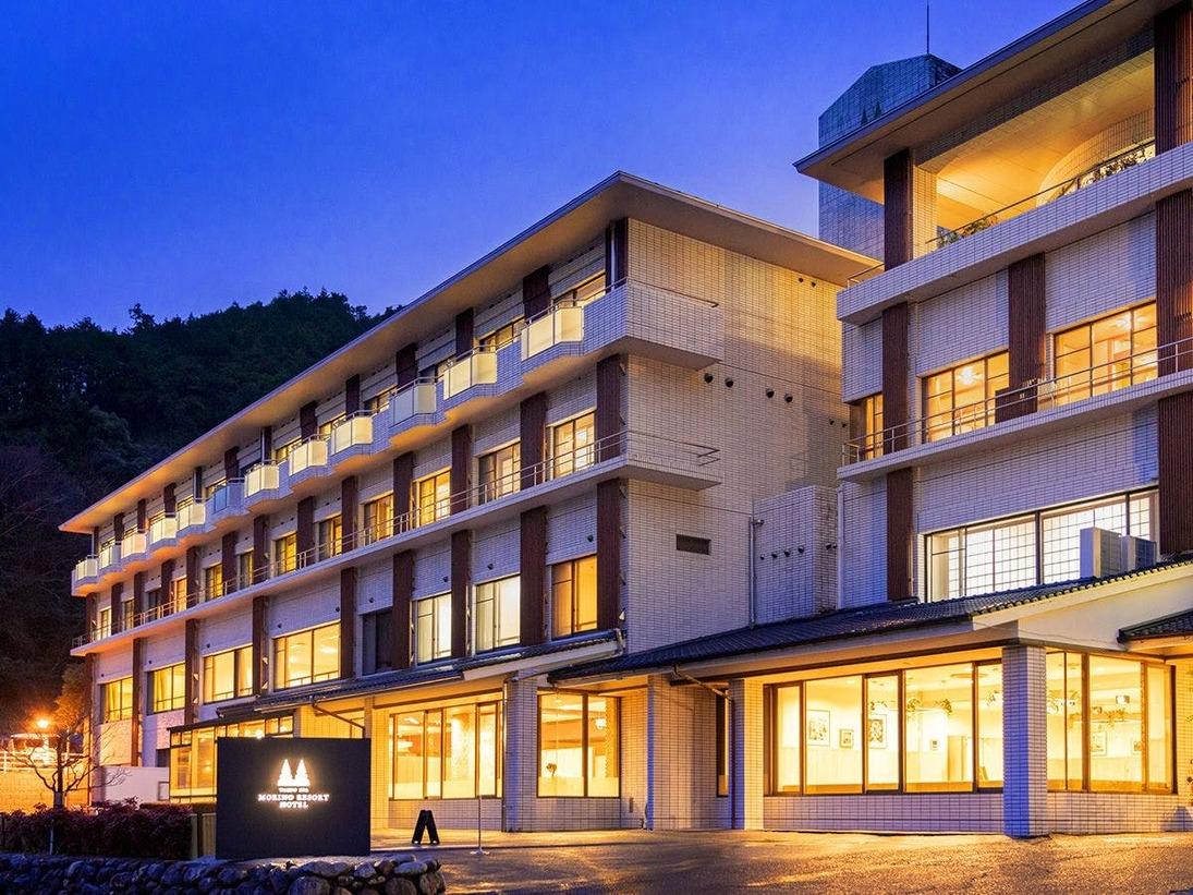 武雄温泉森のリゾートホテル