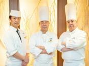 *【和食・洋食・中華】それぞれの料理長が趣向を凝らした料理の数々 ご堪能あれ