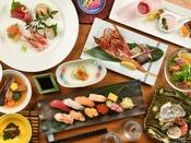 【和風海鮮バイキング】新鮮な海の幸を食べるならコチラ!