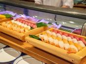 *【和風海鮮バイキング】「磯魚」 職人が握ったお寿司は絶品