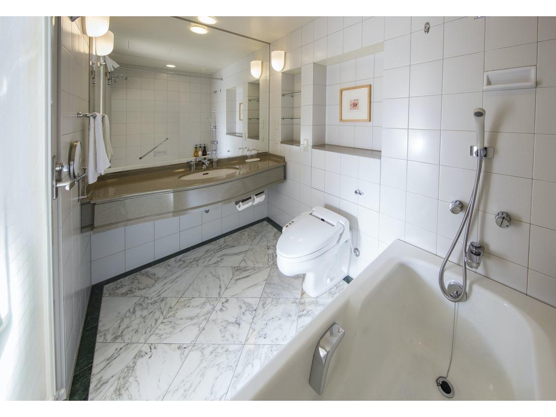 【客室内】バスルーム(イメージ)