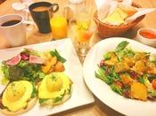 カフェ&ブラッスリーO10朝食