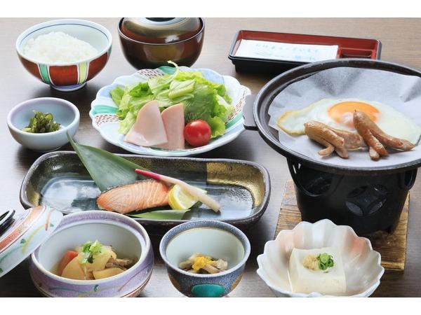 朝食和膳(イメージ)