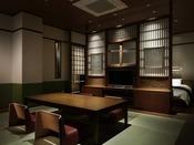 2014年11月オープン 特別室 奏水(かなみ)の間 「玉響-tamayura-」