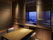 2014年11月オープン 新客室 「白韻-hakuin-」
