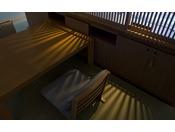 【白韻】2014年11月オープン和洋室 白韻 新設のお部屋にてごゆっくりお寛ぎください
