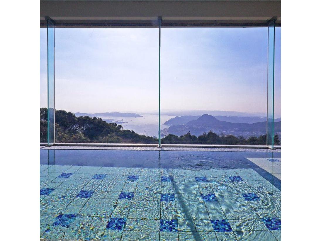 弓張温泉「彩海」からの眺望