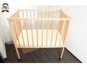 赤ちゃんにはベビーベッドの貸出もあります。台数が限られていますので、事前にホテルまでお問合せ下さいませ。