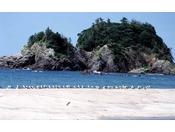 7つの海水浴場が選べる丹後町