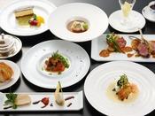 フランス料理 一例