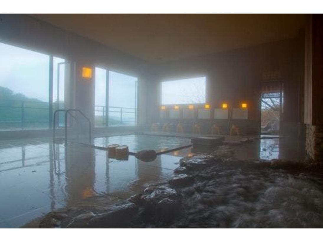 大浴場(うみ津みの湯)