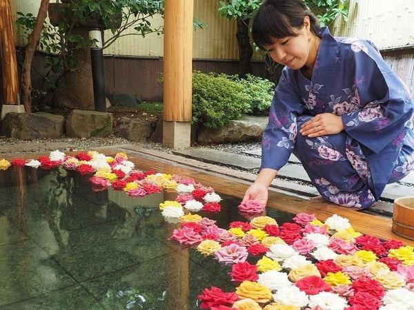 【期間限定】1階女性露天風呂
