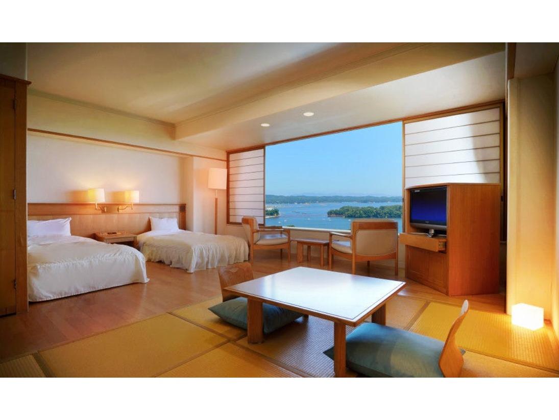アネックス海側客室例