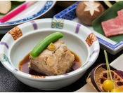 花巻産「白金豚」角煮 イメージ