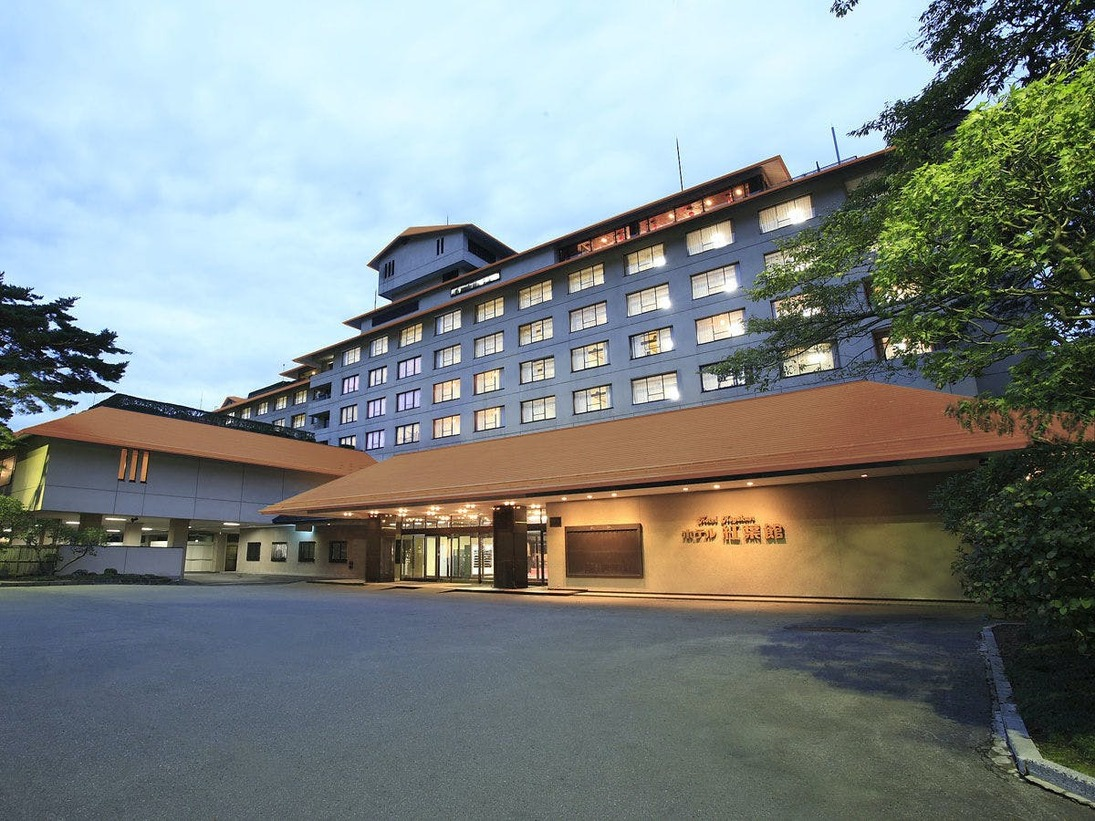 花巻温泉ホテル紅葉館