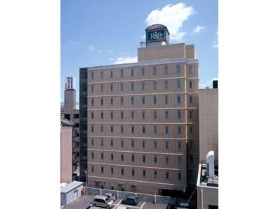 R&Bホテル盛岡駅前