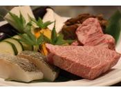 厳選素材を使用した贅沢なご夕食をご堪能ください。