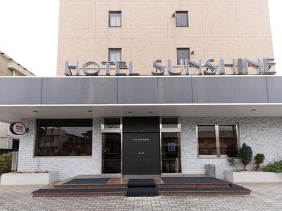 OYOホテル サンシャイン 古河