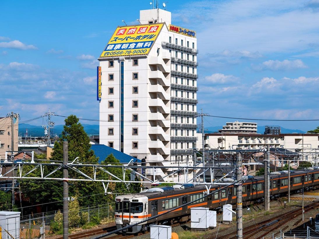スーパーホテル安城駅前