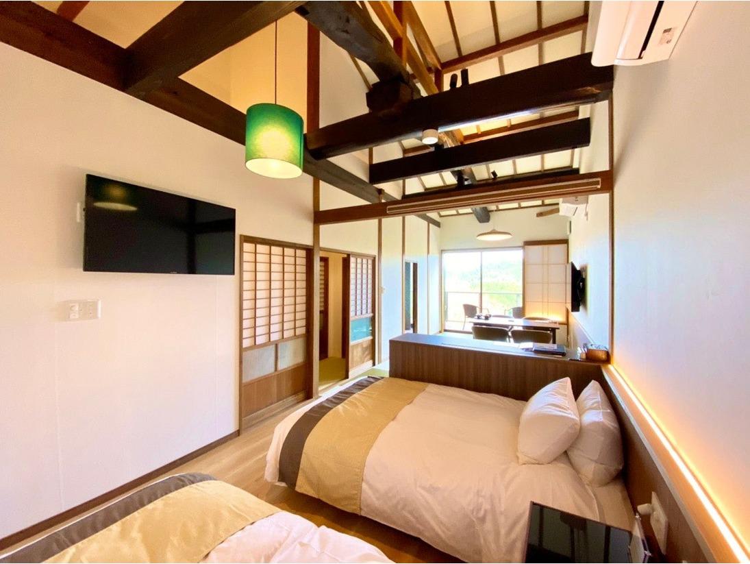 <2020年11月新築>【露天風呂付き特別室】和洋室7.5+6畳