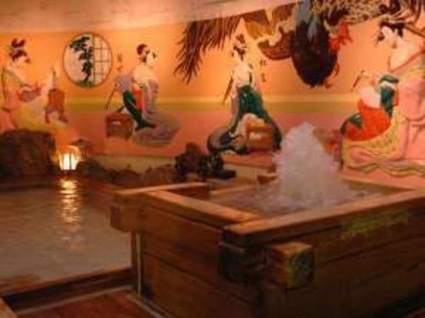 館内大浴場「白鷺の湯」