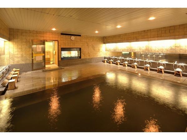 【天然温泉大浴場・三蔵温泉】