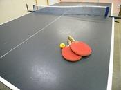 5月~11月で楽しめる卓球