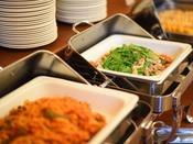 【バイキング朝食】レストラン和み(なごみ) ご利用時間⇒6:30~9:00