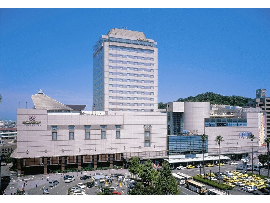 JRホテルクレメント徳島