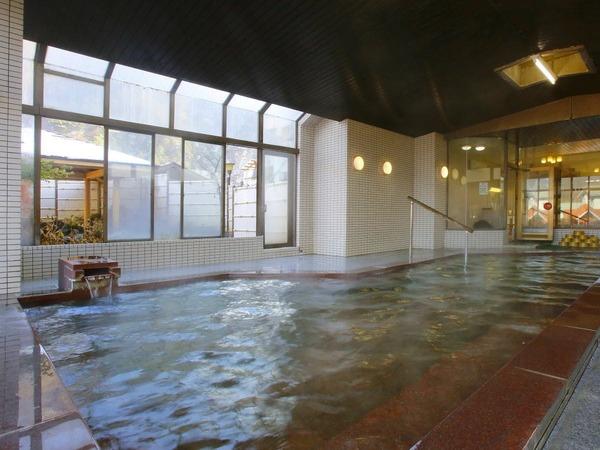 【百花の湯】女性大浴場