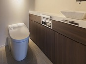 【客室用トイレ】全室セパレートタイプのトイレを完備!快適にお過ごしいただけます