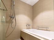 【スタンダード浴室】浴槽と洗い場が分かれたセパレートタイプです