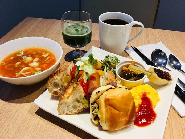 洋食セットメニュー ※サンプル