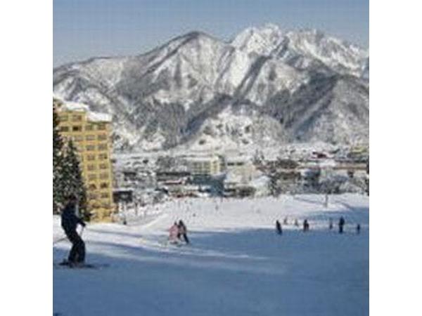 1本杉スキー場