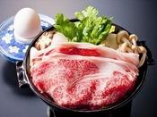 牛すき焼き ※一例