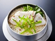 十穀米釜飯~鯛 ※一例
