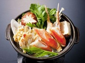 カニ鍋 ※一例