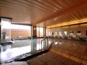 大浴場 平戸の湯/自家源泉の豊富なお湯をお楽しみください。24時間ご入浴可能(※清掃時間を除く)