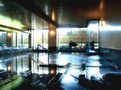 大浴場 平戸の湯/自家源泉の豊富なお湯をお楽しみください