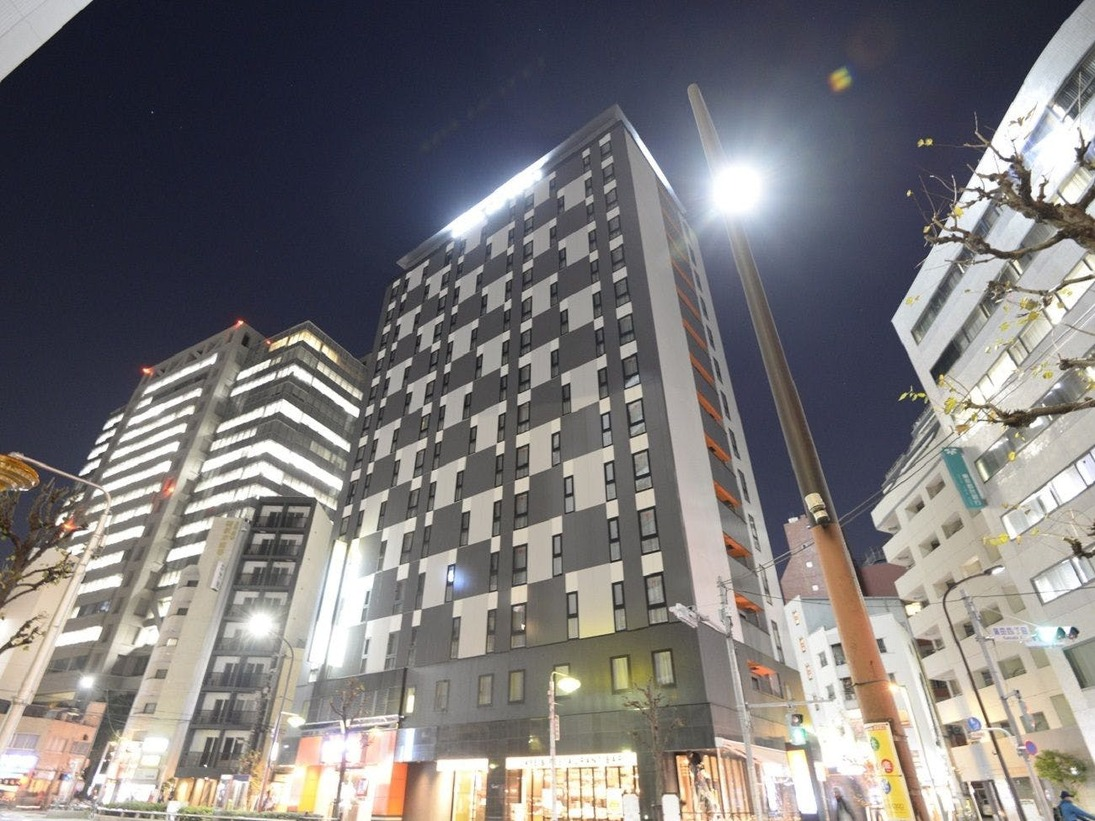 アパホテル〈蒲田駅東〉