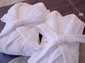 【備品】バスローブ(ご希望時はフロントへお申し付けください)