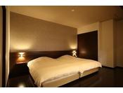 晴の棟「Aタイプ 和洋室」ベッドルーム