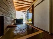 露天風呂付き客室 一例