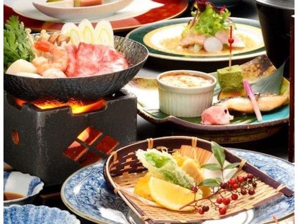 和食会席膳(写真は一例)
