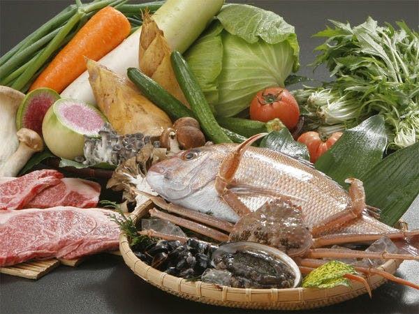 【地産地消】食材は島根県産にこだわり