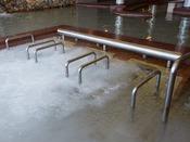 パノラマ展望大浴場/寝湯式・ジェットバス・程よい泡の感触と温泉の効能でうっとりしてしまいそう・・・