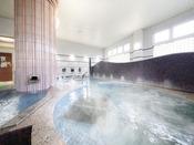 【男性大浴場】純天然温泉で体の芯からあたたまります