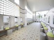 【温泉 大浴場】広々と快適にご利用頂けます
