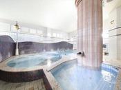 【温泉 大浴場】ジャグジーで体の疲れもすっきり