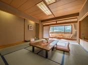 ◆大観荘和室12畳◆カップル&お子様連れに人気!!広々快適にお過ごし頂けます♪